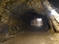 Visite des mines d'asphalte de la Presta, à Travers